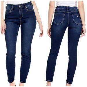 Guess Tahiana High-Rise Skinny Jeans